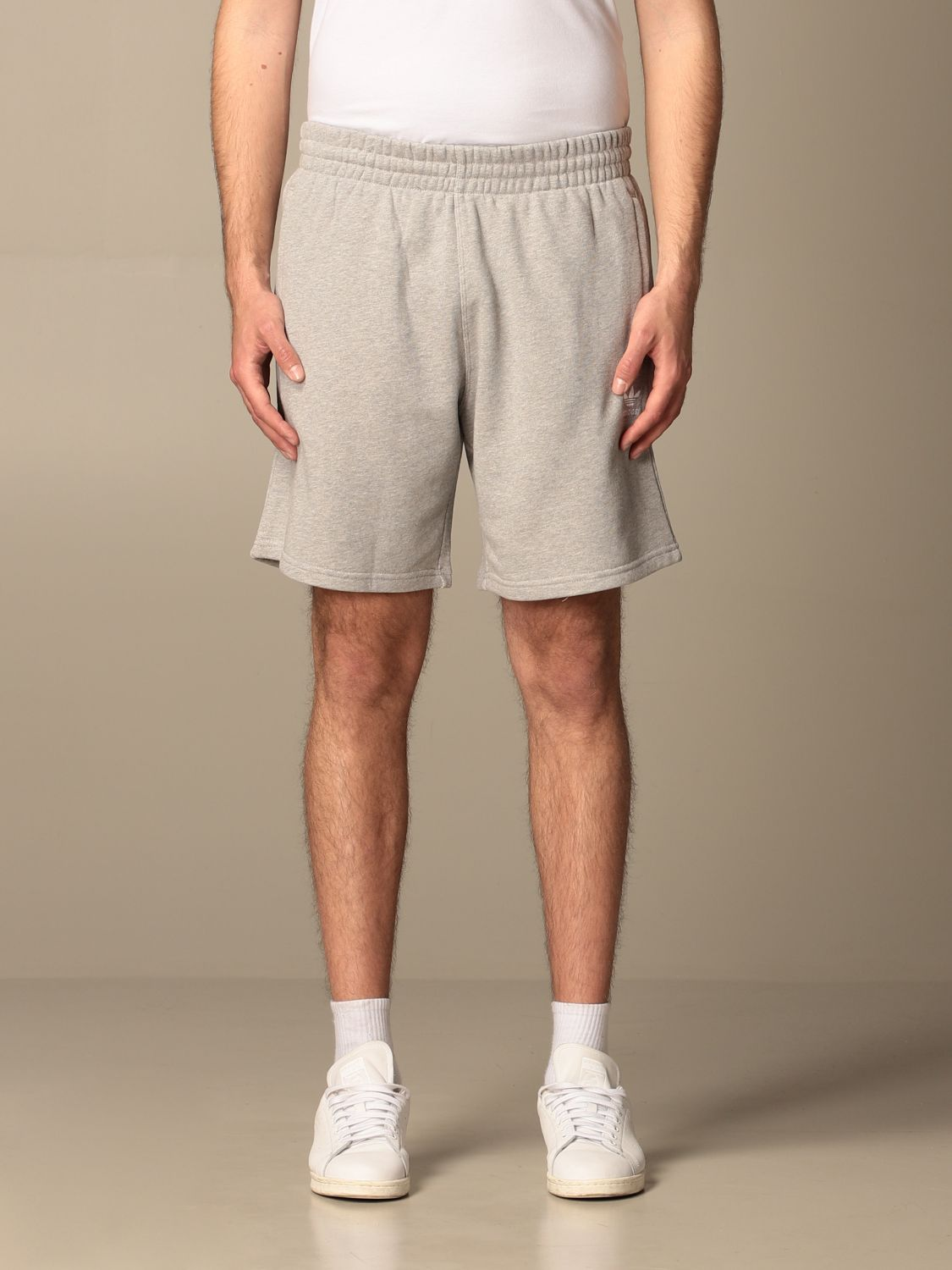 Short Adidas Originals: Adidas Originals jogging shorts with logo grey 1