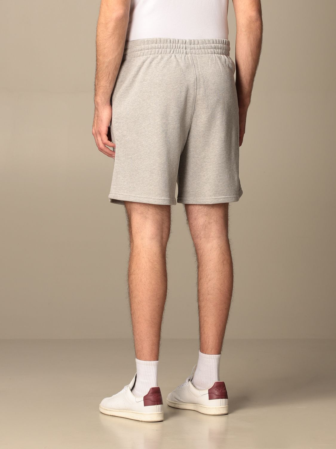 Short Adidas Originals: Adidas Originals jogging shorts with logo grey 2