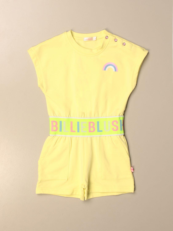 Vestido Billieblush: Vestido niños Billieblush blanco 1