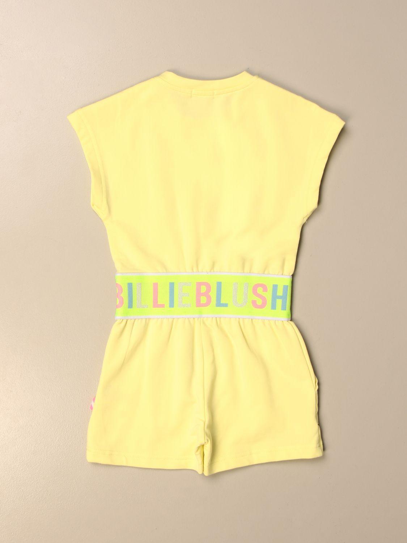 Vestido Billieblush: Vestido niños Billieblush blanco 2