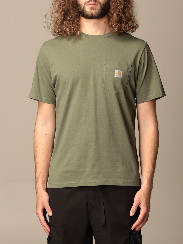 T-shirt Carhartt: T-shirt men Carhartt military 1