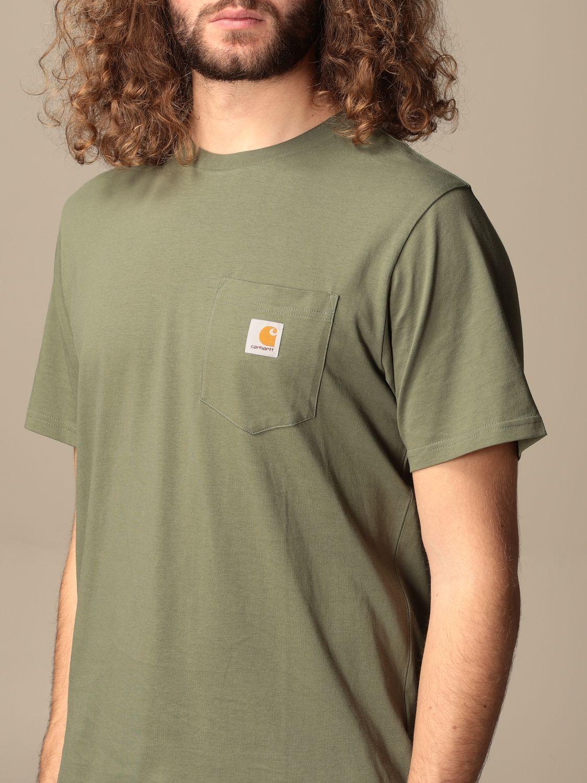 T-shirt Carhartt: T-shirt men Carhartt military 3