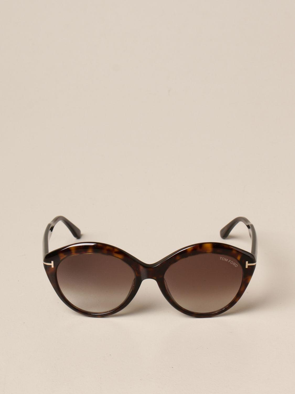 Brille Tom Ford: Brille damen Tom Ford braun 2
