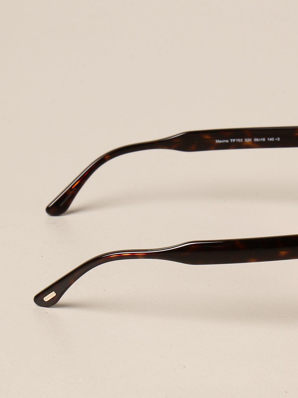 Brille Tom Ford: Brille damen Tom Ford braun 3