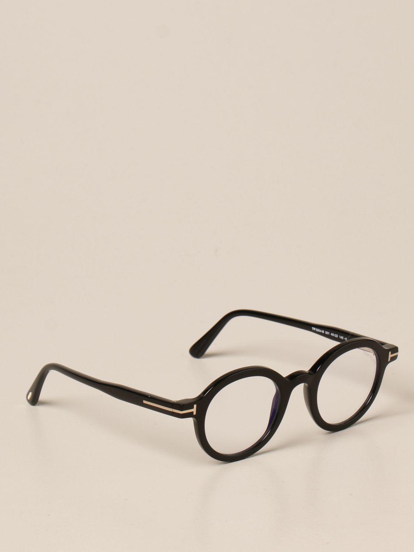 Brille Tom Ford: Brille herren Tom Ford schwarz 1