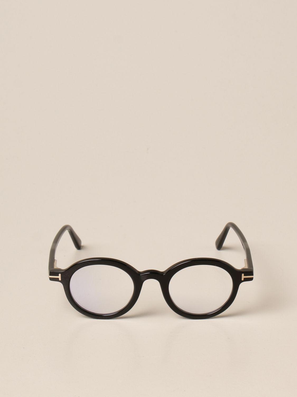 Brille Tom Ford: Brille herren Tom Ford schwarz 2