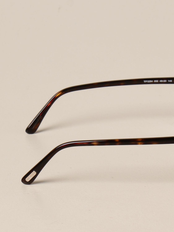 Brille Tom Ford: Brille herren Tom Ford braun 3