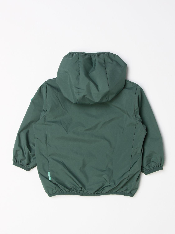 Куртка Save The Duck: Куртка Детское Save The Duck зеленый 2
