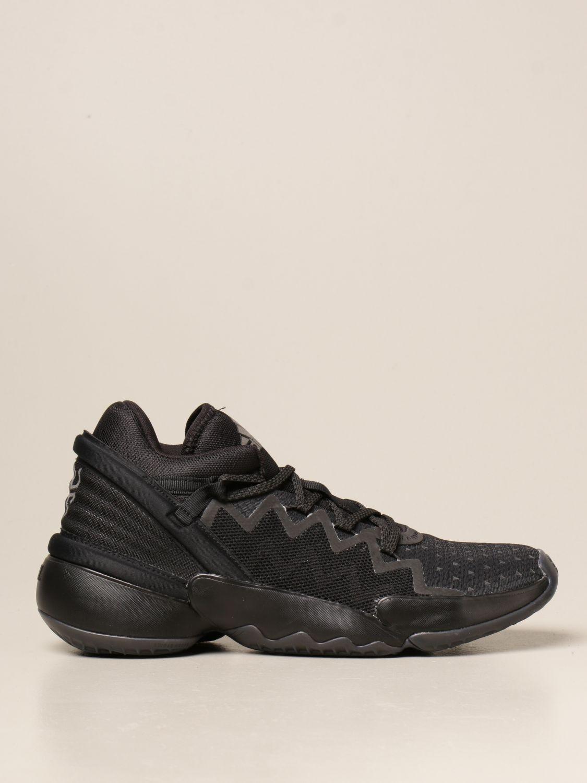 Baskets Adidas Originals By Pharrell Williams: Chaussures homme Adidas Originals By Pharrell Williams noir 1