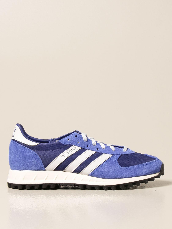 Trainers Adidas Originals: TRX Vintage Adidas Originals sneakers in suede and nylon cream 1