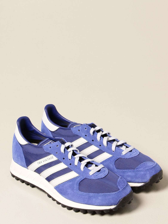 Trainers Adidas Originals: TRX Vintage Adidas Originals sneakers in suede and nylon cream 2