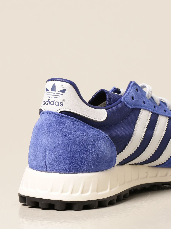 Trainers Adidas Originals: TRX Vintage Adidas Originals sneakers in suede and nylon cream 3