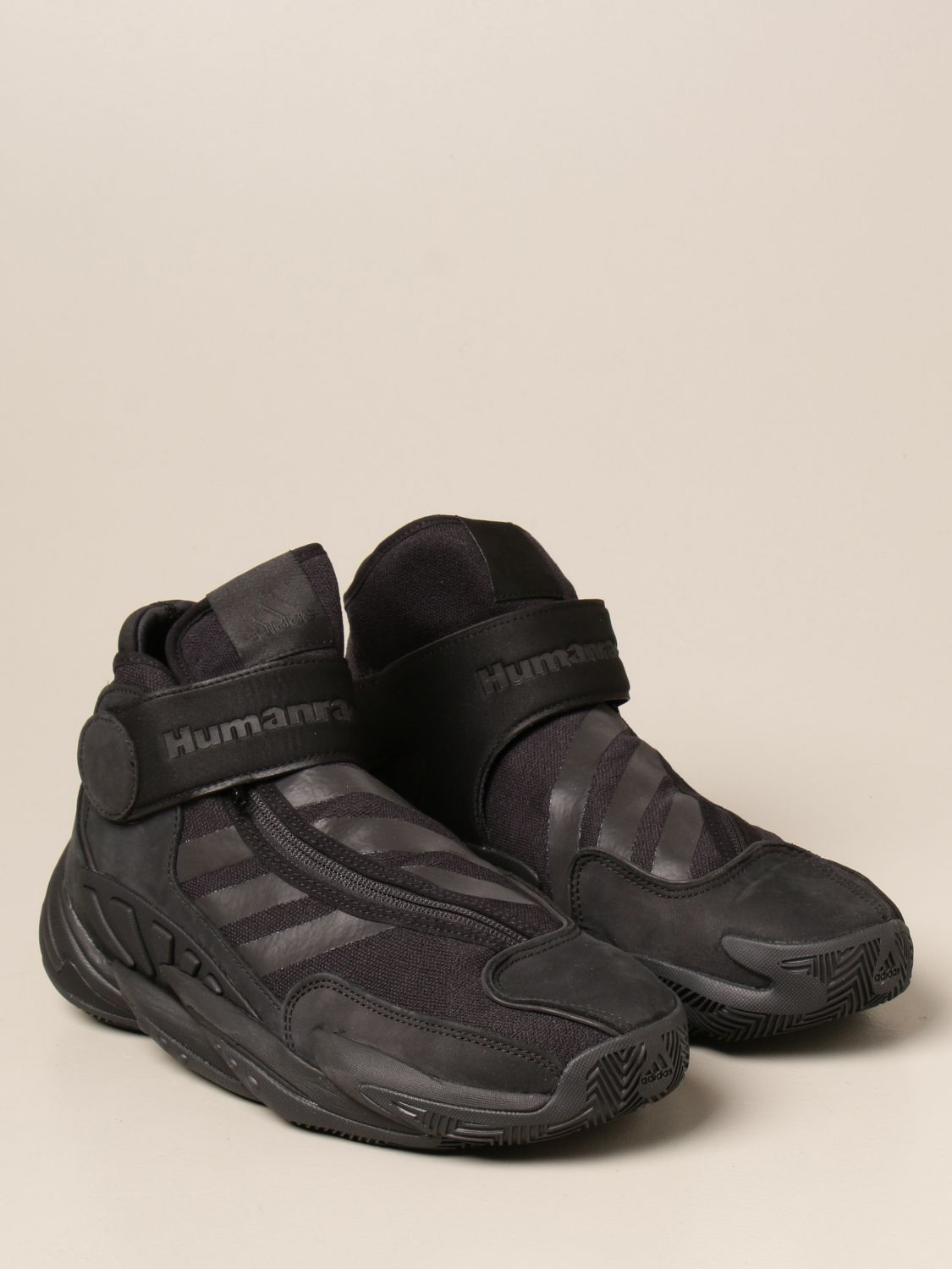 Trainers Adidas Originals By Pharrell Williams: Shoes men Adidas Originals By Pharrell Williams black 2
