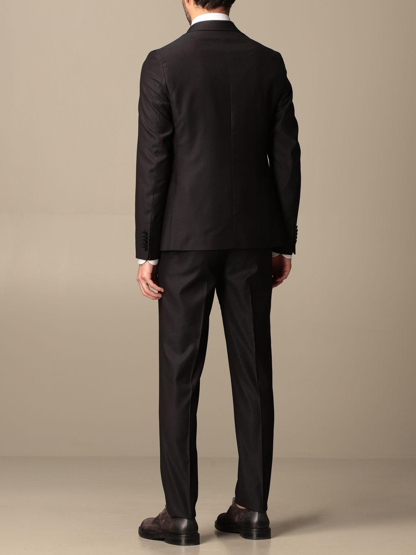 Suit Alessandro Dell'acqua: Suit men Alessandro Dell'acqua navy 3