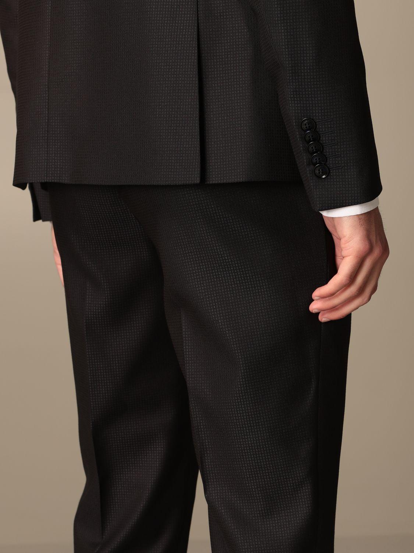 Suit Alessandro Dell'acqua: Suit men Alessandro Dell'acqua navy 5