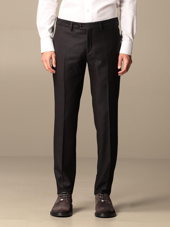 Suit Alessandro Dell'acqua: Suit men Alessandro Dell'acqua navy 6