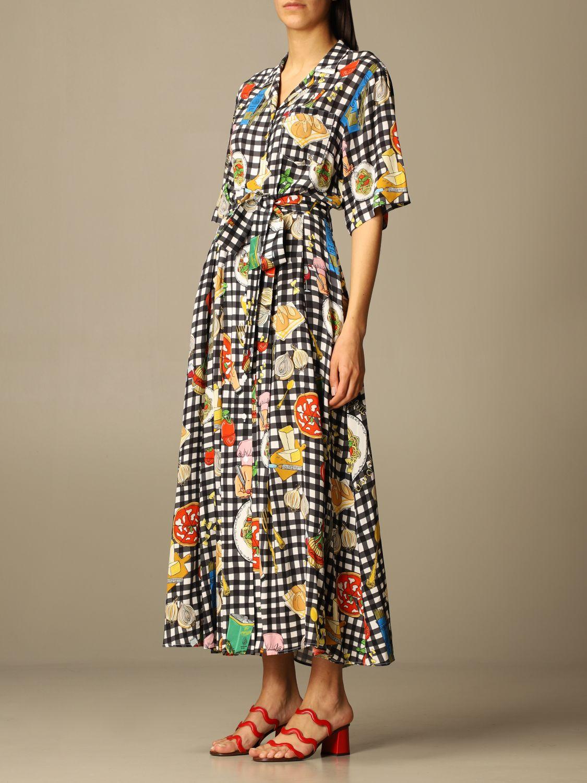 Robes Alessandro Enriquez: Robes femme Alessandro Enriquez fa01 3