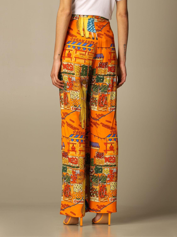 Pantalon Alessandro Enriquez: Pantalon femme Alessandro Enriquez multicolore 3