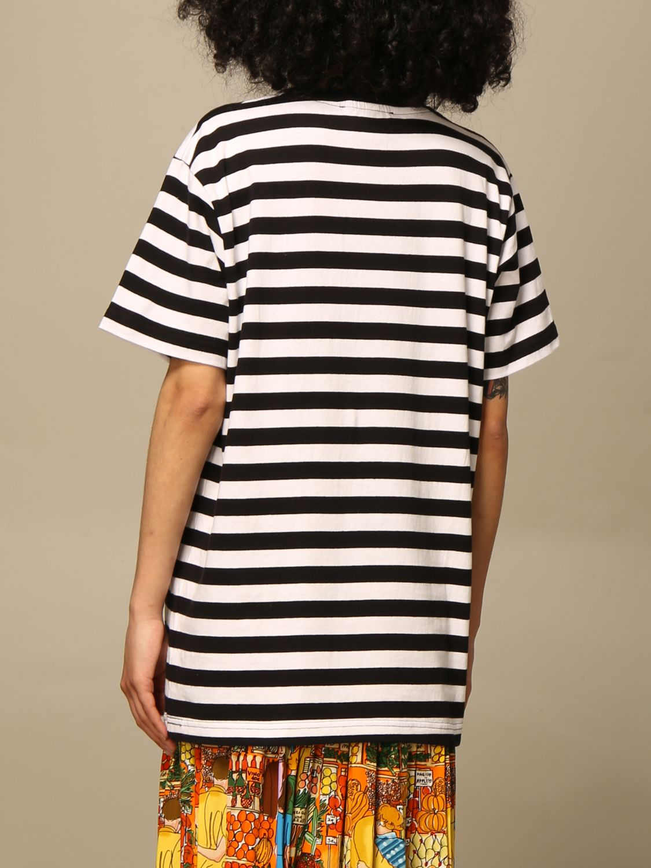 T-shirt Alessandro Enriquez: T-shirt femme Alessandro Enriquez multicolore 3