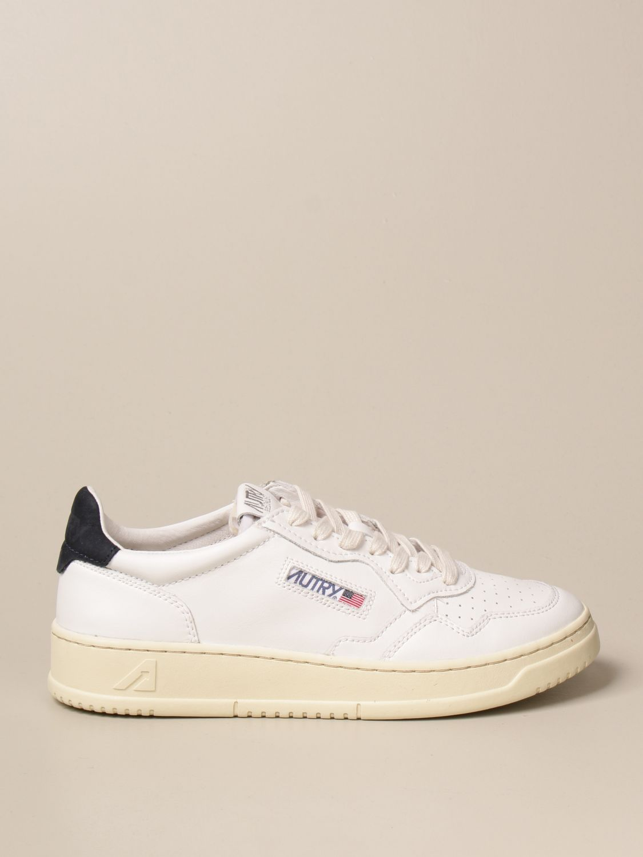Sneakers Autry: Shoes men Autry white 1