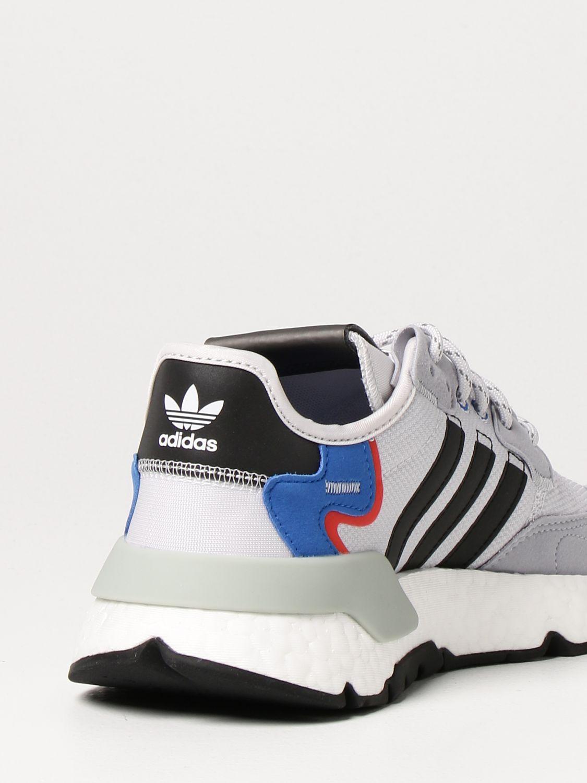 Sneakers Adidas Originals: Sneakers Nite jogger Adidas Originals grigio 3