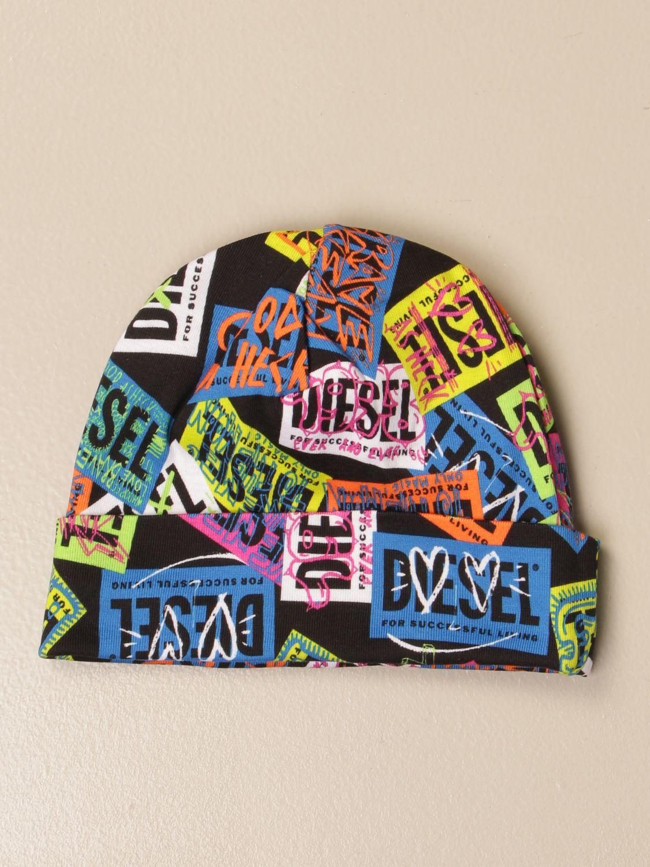 Gorro Diesel: Gorro niños Diesel negro 1