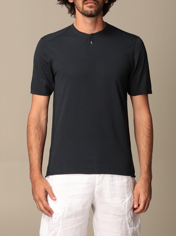T-shirt Transit: Basic Transit T-shirt blue 1