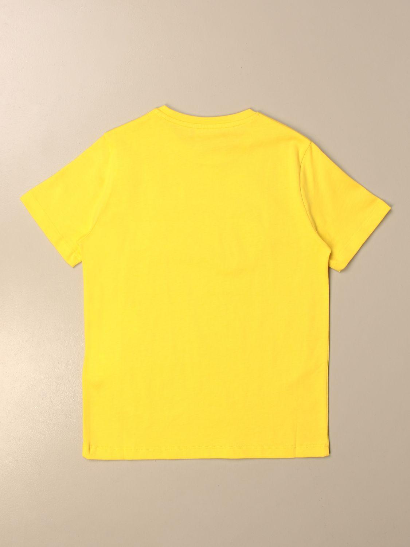 T-shirt Young Versace: T-shirt kids Versace Young yellow 2