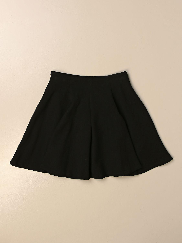 Skirt Young Versace: Skirt kids Versace Young black 2