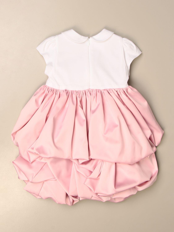 Pelele Balmain: Pelele niños Balmain rosa 2