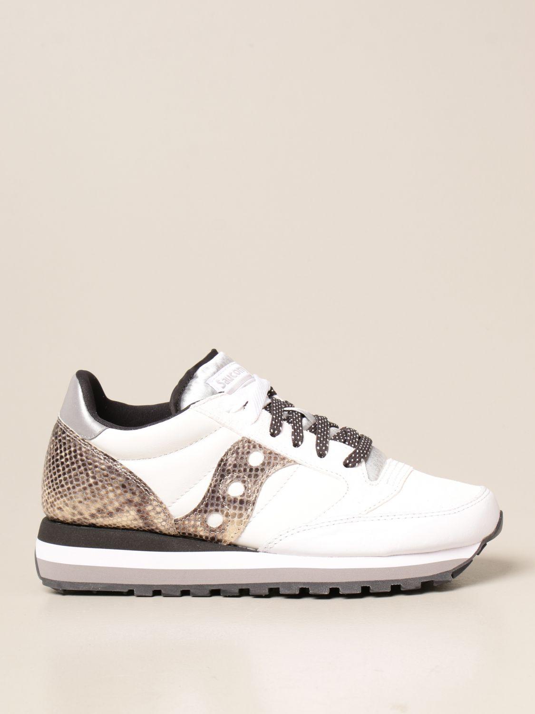 Sneakers Saucony: Sneakers herren Saucony weiß 1