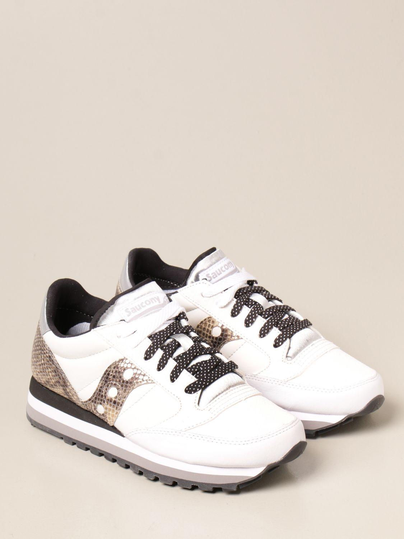 Sneakers Saucony: Sneakers herren Saucony weiß 2