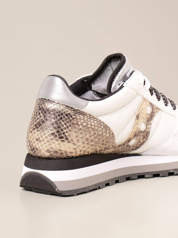 Sneakers Saucony: Sneakers herren Saucony weiß 3