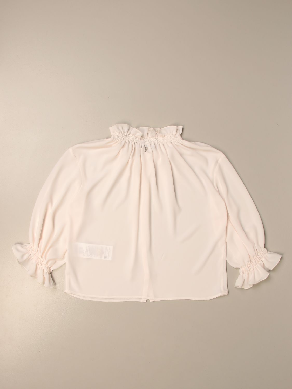 Рубашка Dondup: Рубашка Детское Dondup розовый 2