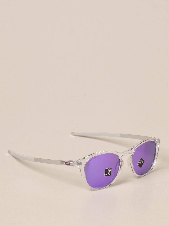 Lunettes Oakley: Lunettes homme Oakley violet 1