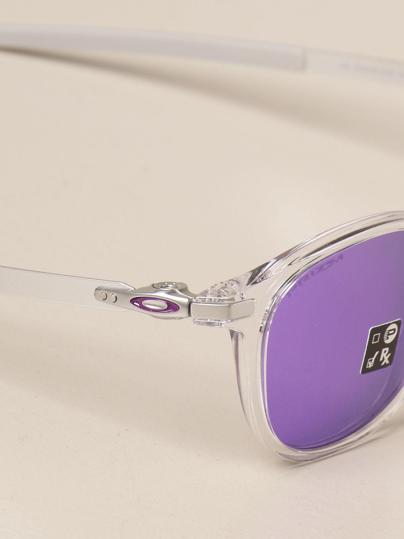 Lunettes Oakley: Lunettes homme Oakley violet 4