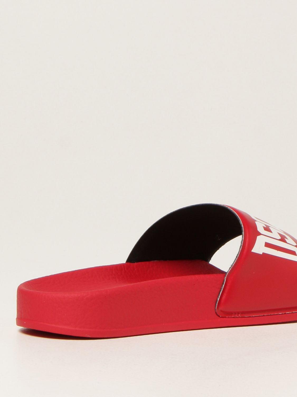 Обувь Dsquared2 Junior: Обувь Детское Dsquared2 Junior красный 3