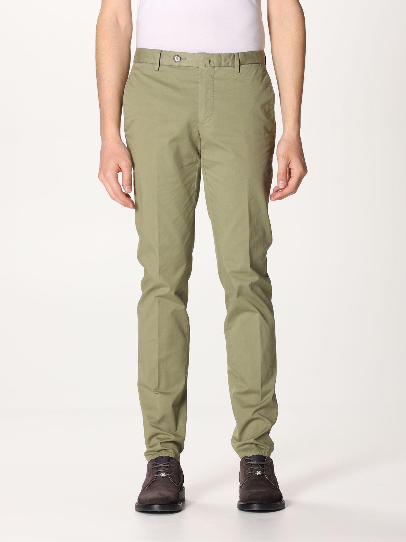 Pantalón Gta Pantaloni: Pantalón hombre Gta Pantaloni verde 1