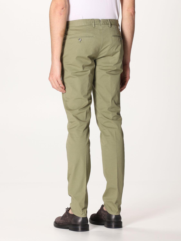 Pantalón Gta Pantaloni: Pantalón hombre Gta Pantaloni verde 2
