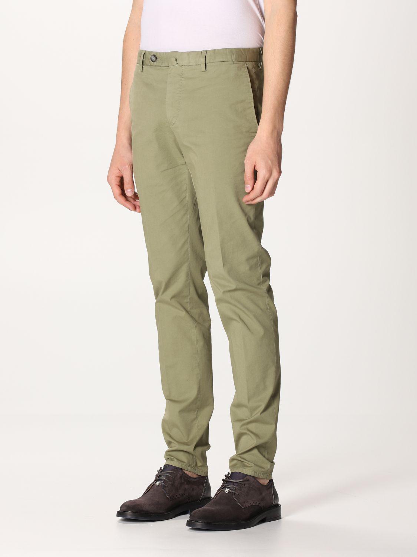 Pantalón Gta Pantaloni: Pantalón hombre Gta Pantaloni verde 3