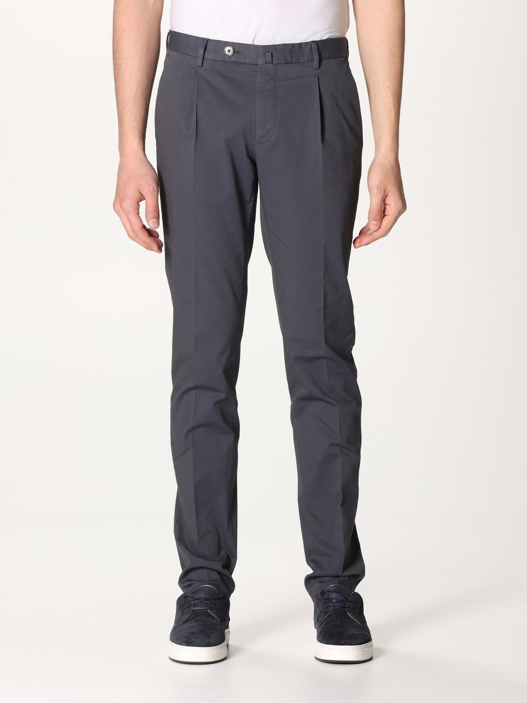 Pantalón Gta Pantaloni: Pantalón hombre Gta Pantaloni gris 1
