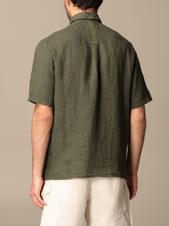 Shirt Transit: Shirt men Transit forest green 2