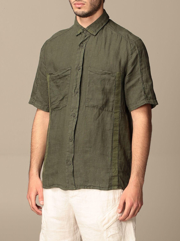 Shirt Transit: Shirt men Transit forest green 3