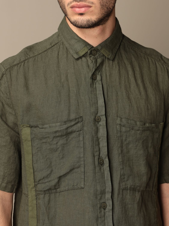 Shirt Transit: Shirt men Transit forest green 4