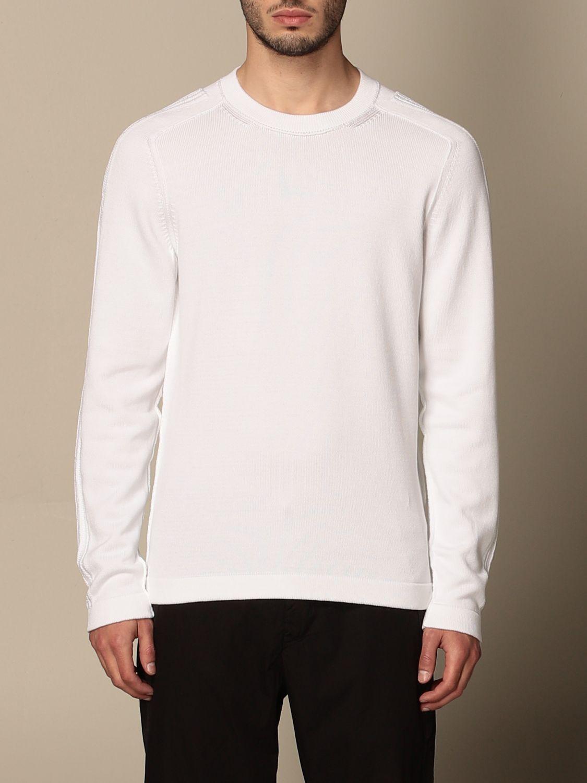Sweater Transit: Sweater men Transit white 1 1
