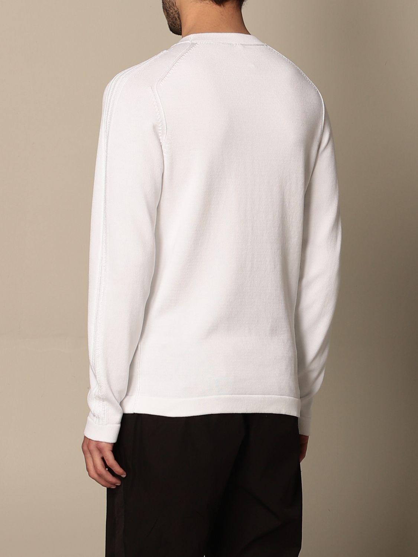 Sweater Transit: Sweater men Transit white 1 3