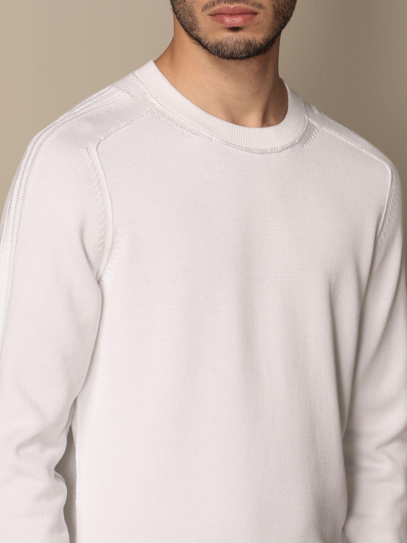 Sweater Transit: Sweater men Transit white 1 5