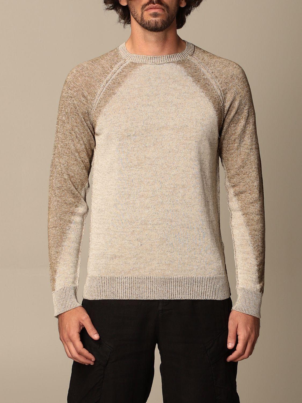 Sweater Transit: Sweater men Transit sand 1