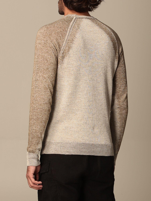Sweater Transit: Sweater men Transit sand 2