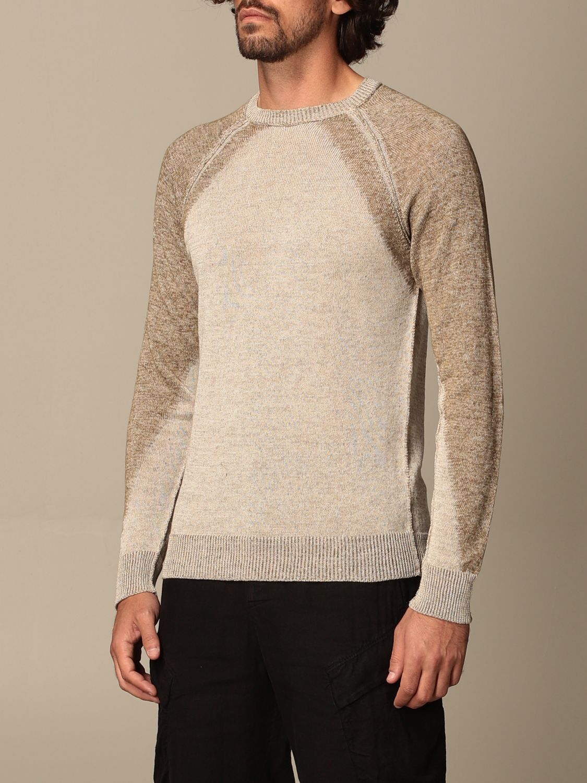 Sweater Transit: Sweater men Transit sand 3